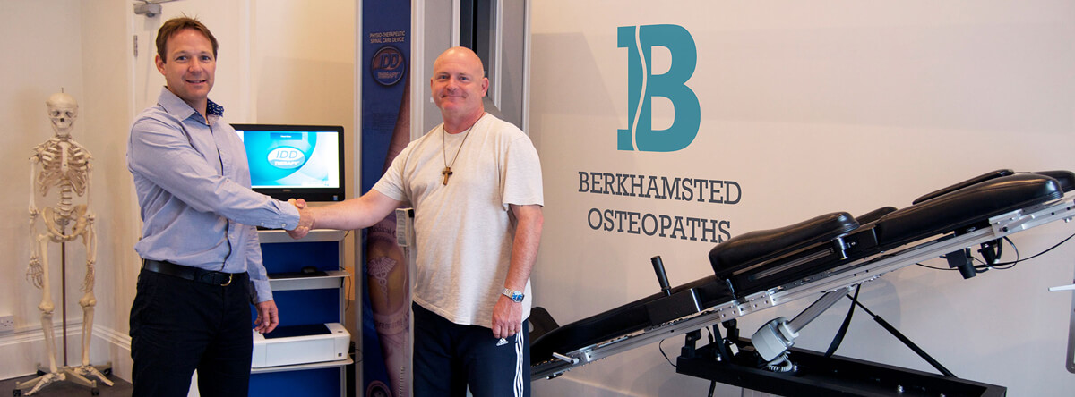 Berkhamsted IDD therapy success story